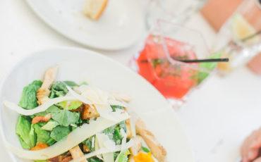 Cape Town Cuisine Caesar salad 370x230