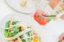 Cape Town Cuisine Caesar salad 90x60