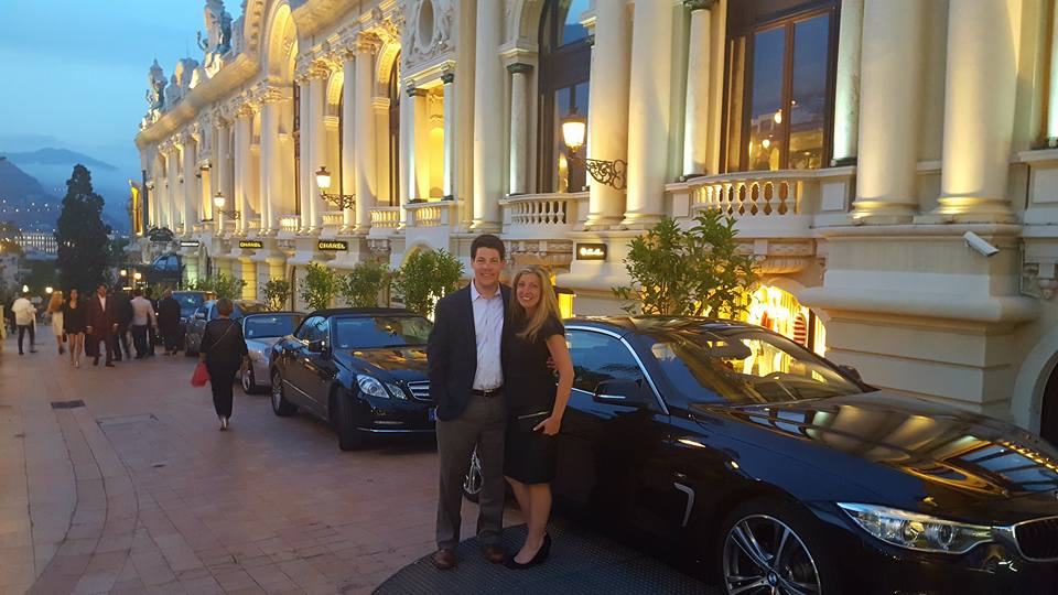 Bond…James Bond. Visiting a world famous casino in Monaco Monaco