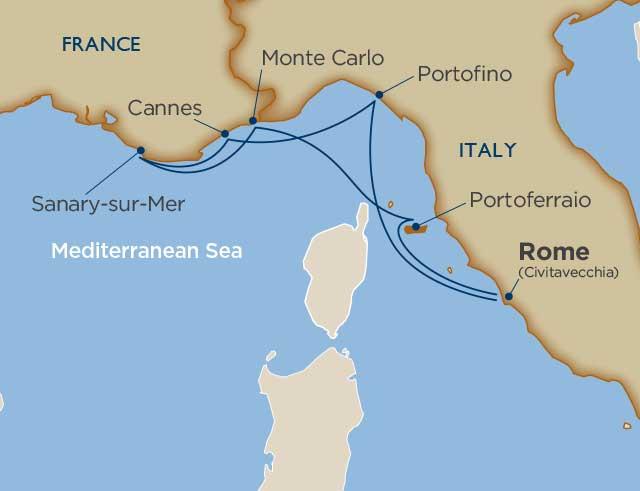 Taking a Windstar Cruise Windstar Cruise